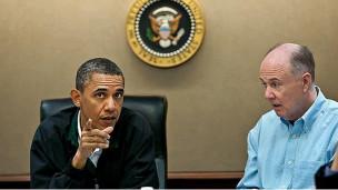 تام دانیلون و اوباما