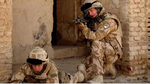 Tentara Inggris di Afghanistan