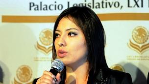 Diputada Leticia Quezada