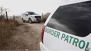 Patrulla Fronteriza vigila el sur de Estados Unidos