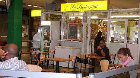Un restaurante latinoamericano en Londres
