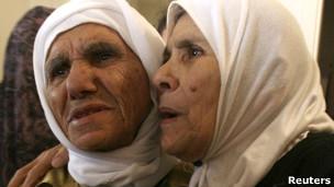 Refugiadas palestinas en Líbano