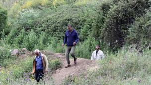 فارون عند الحدود السورية اللبنانية