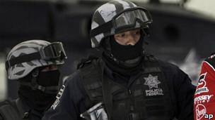 Crimen organizado en México