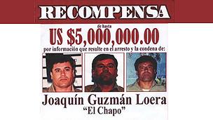 Joaquín Guzmán, El Chapo