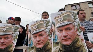 Seguidores de Mladic