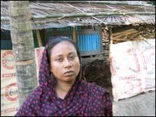 Monju Begum/BBC
