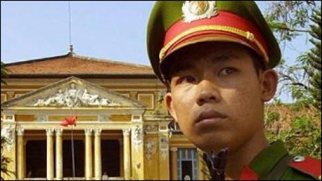 Công an Việt Nam (ảnh chỉ có tính minh họa)
