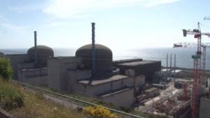 محطة نووية فرنسية