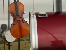 Instrumentos tocados pelo vento