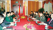 Cuộc họp giữa hai bộ trưởng quốc phòng