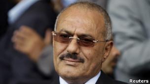 الرئيس صالح