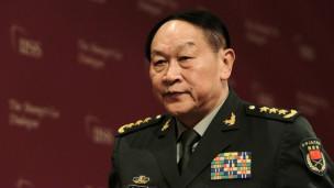 Bộ trưởng Quốc phòng TQ Lương Quang Liệt