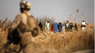 قوات الناتو في أفغانستان