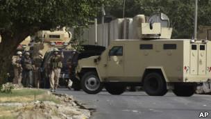 Pangkalan Amerika di Irak
