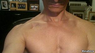 torso del congresista W einer