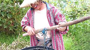 Agricultora Foto: gentileza FAO