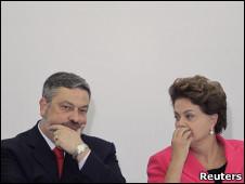 Palocci e Dilma