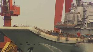 Portaaviones  Chinos  Noticias,comentarios,fotos,videos.  110608165820_sp_portaaviones_304x171_bbc_nocredit
