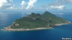 钓鱼岛(日本称尖阁诸岛)