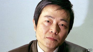 四川维权人士黄琦(资料照片)