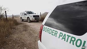 Patrulla de fronteras de EE.UU.