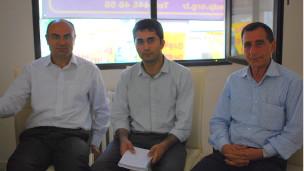 Erdal Avcı, Guney Yıldız ve Mehmet Tahtan