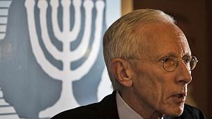 محافظ البنك المركزي الإسرائيلي ستانلي فيشر