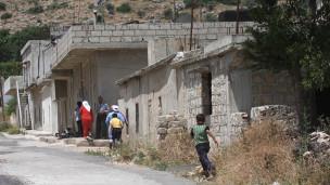 قرية سورية
