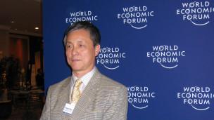 中国国际问题研究所的高级研究员杨希雨。