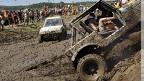 مهرجان الطين والسيارات فى المجر
