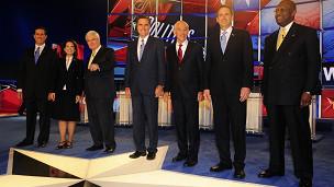 مناظرة للمرشحين الجمهوريين