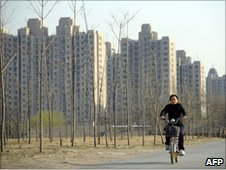 中国当局决定新建大批廉价房