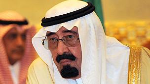 الملك عبد الله بن العزيز