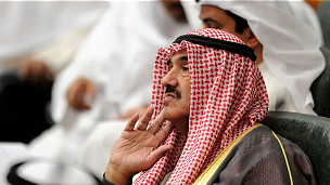 رئيس وزراء الكويت