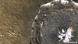 Cráter de Mercurio