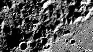 Zona polar de Mercurio