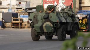 انتشار للجيش اللبناني في طرابلس
