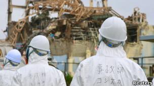 محطة فوكوشيما النووية