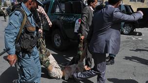 هجوم في كابول