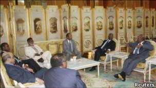 لجنة الوساطة الافريقية بين شمال السودان وجنوبه