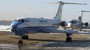 طائرة ركاب من طراز (تي يو 134)
