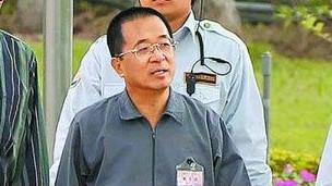 台灣前總統陳水扁