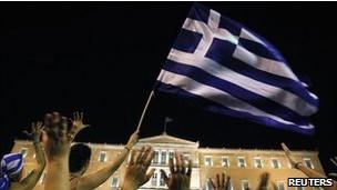 الحكومة اليونانية حازت على الثقة