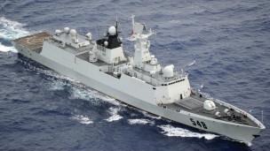 Tàu hộ tống Trung Quốc Jiangwei 2