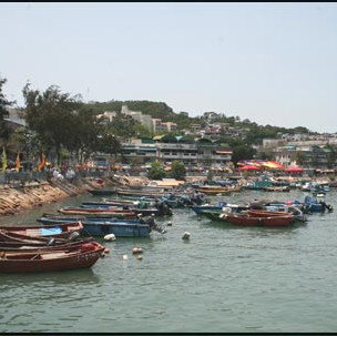 香港长洲岛