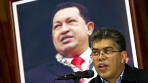 vicepresidente de Venezuela, Elías Jaua