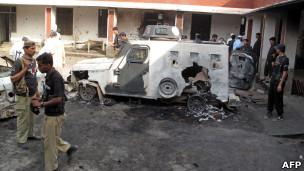 هجوم لطالبان في جنوب وزيرستان