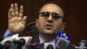 عبد القادر فِطرت حاكم البنك المركزى في افغانستان