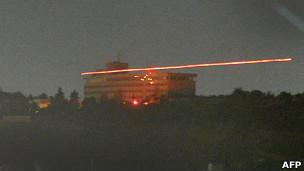 الهجوم على فندق في كابول